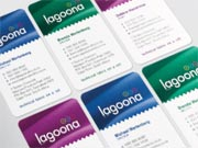 lagoona business cards