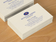 mountain marina business cards